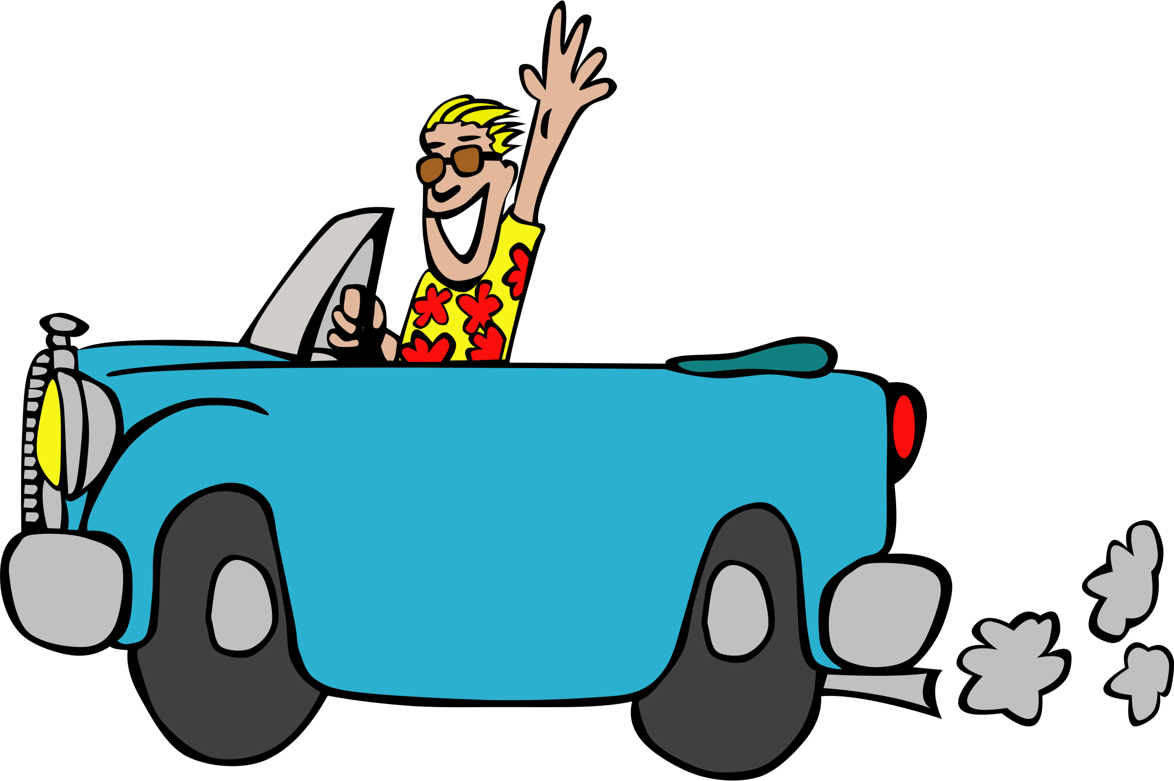 Delivery car clipart. Driving a icons png