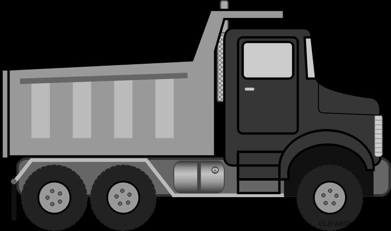 Cat dump truck clipart jpg free Dump Truck Clipart - ClipartBlack.com jpg free