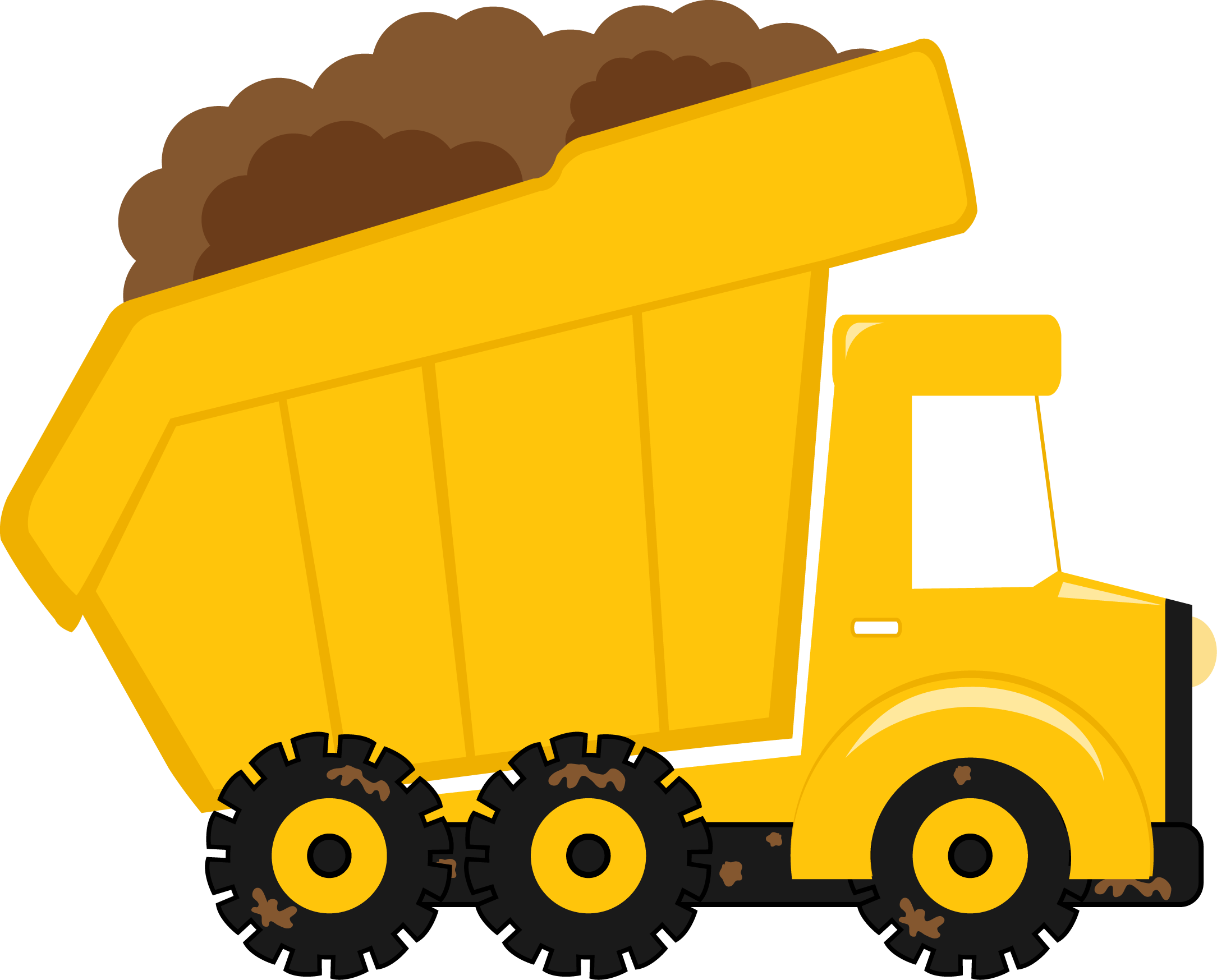 Cat dump truck clipart image free download Photo by @daniellemoraesfalcao - Minus | Transport | Pinterest ... image free download