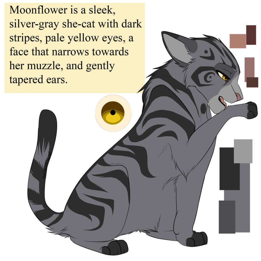 Cat ears and whiskers clipart jpg download Moonflower by PureSpiritFlower on DeviantArt jpg download
