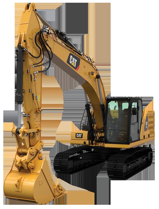 Cat excavator clipart clip royalty free NEXT GENERATION EXCAVATOR - MONARK clip royalty free