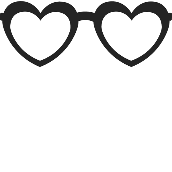 Cat eyeglasses clipart vector royalty free download Glasses Rubber Stamps – Stamptopia vector royalty free download