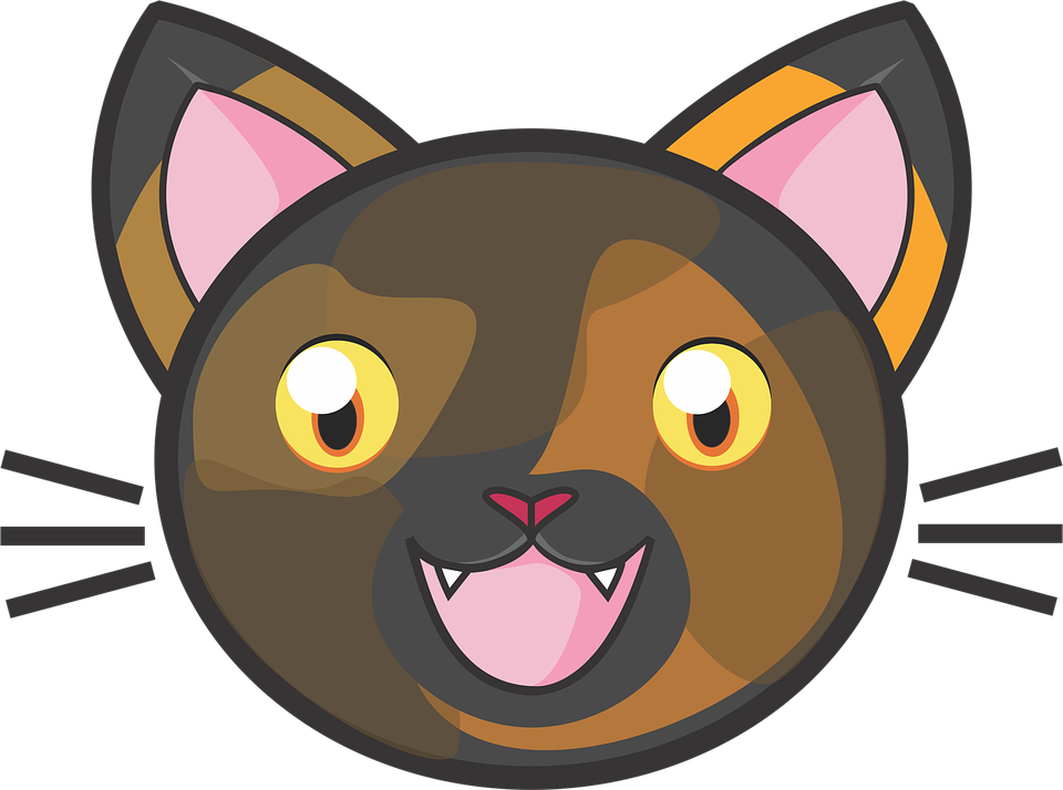 Cat pouncing clipart png download Cat Eyes Clipart#4473121 - Shop of Clipart Library png download