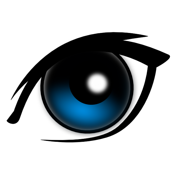 Clipart man with money eyes banner ALL EYE SEEING FORCE POWERPLANT | And now blue eyes you can see now ... banner
