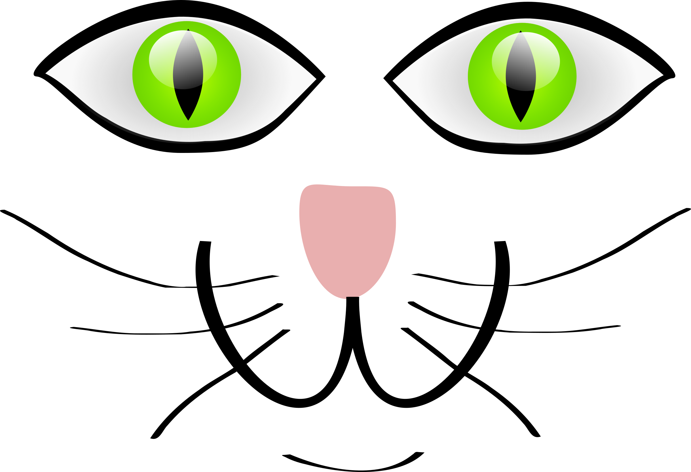 Cat face png clipart vector stock Cat -9 Icons PNG - Free PNG and Icons Downloads vector stock