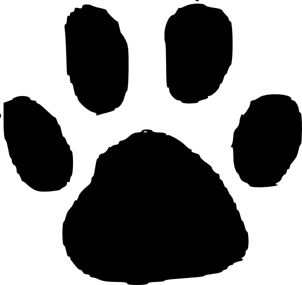 Dog footprint clipart graphic download Puppy Party Ideas - Page 2 of 17 | Pinterest | Animal logo ... graphic download