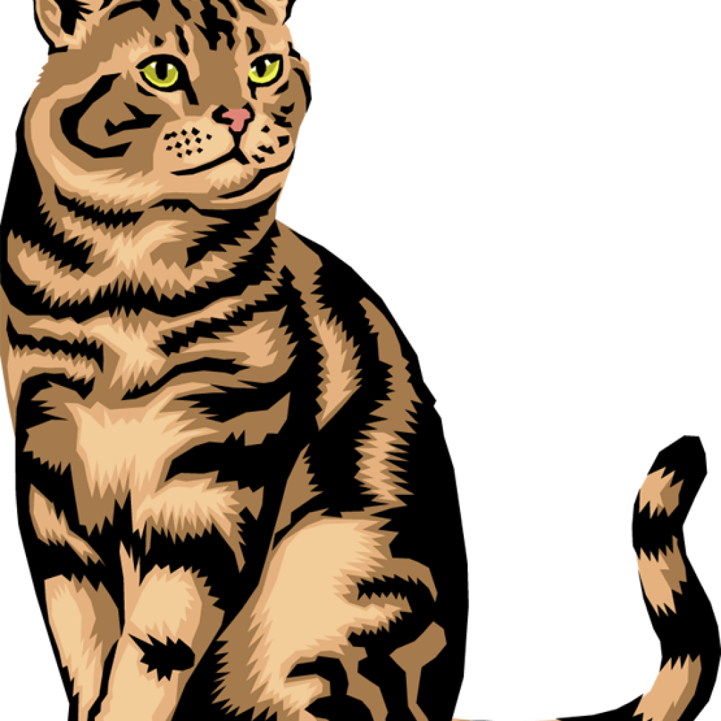 Free cat clipart pictures image transparent stock Clip Art Cat Free - Real Clipart And Vector Graphics • image transparent stock