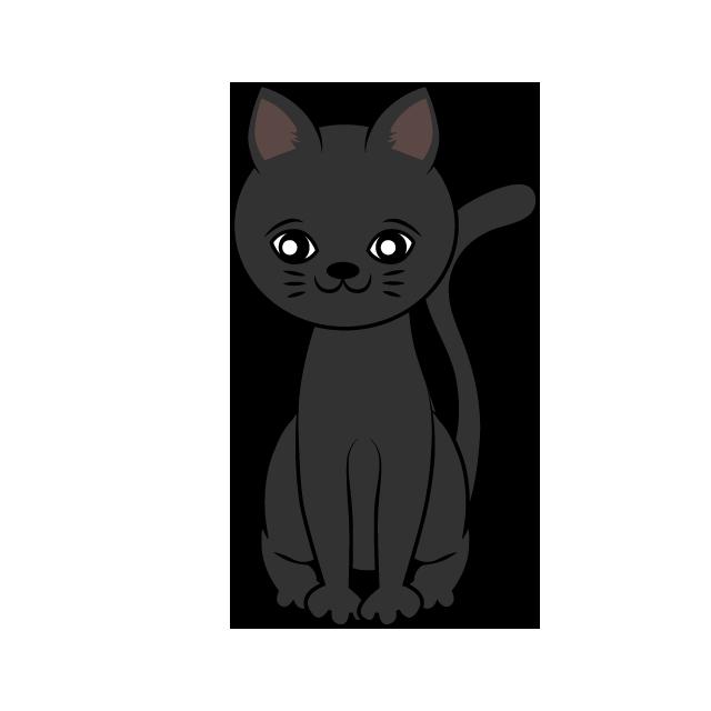Tortoise cat clipart free Free Cute black cat image|Free Cartoon & Clipart & Graphics [ii] free