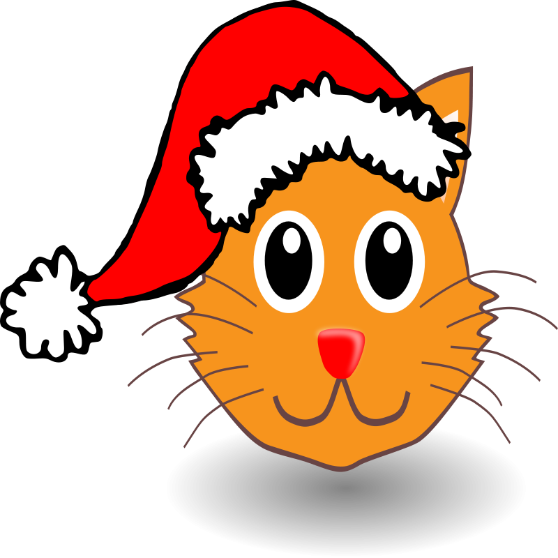 Clipart cat head banner library library Orange Cat Clipart | Free download best Orange Cat Clipart on ... banner library library