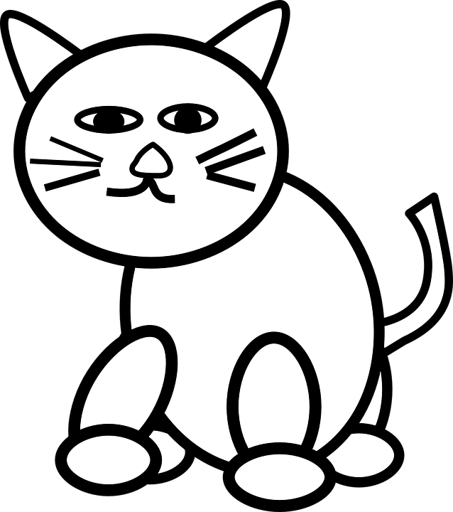 Cat head clipart png freeuse stock Cat portrait animal clipart - Clipground png freeuse stock