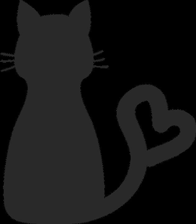Laurel burch cat clipart images clip library download Kostenloses Bild auf Pixabay - Charaktere, Katze, Silhouette, Tier ... clip library download