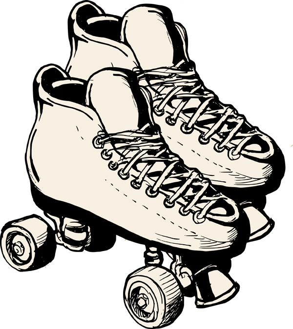 Roller skating pumpkin clipart clipart royalty free download National Roller Skating Month - ClipArt Best - ClipArt Best ... clipart royalty free download