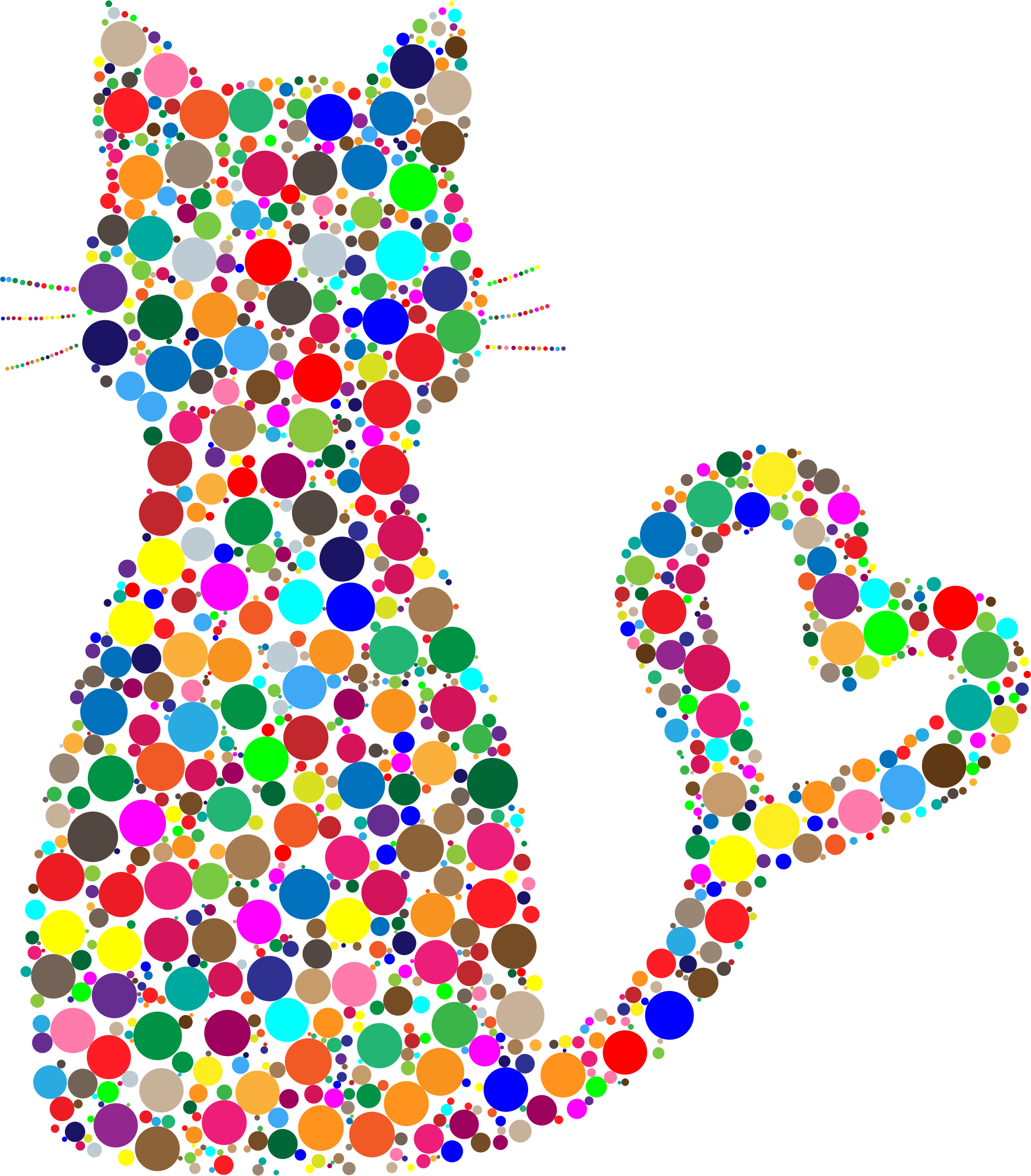 Cat in heart clipart picture transparent download 28+ Collection of Colorful Clipart | High quality, free cliparts ... picture transparent download