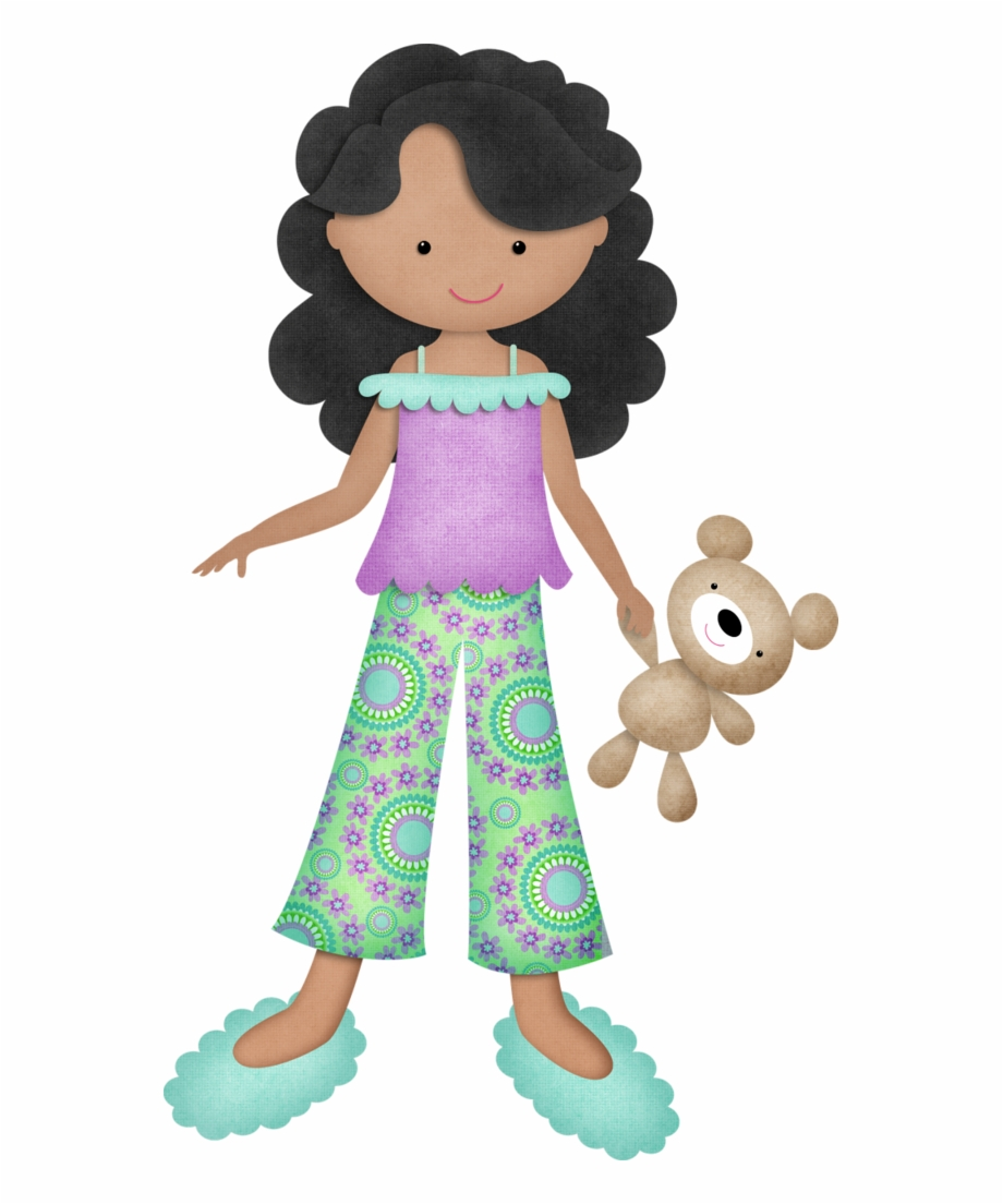 Cute Pajama Cliparts - Pajamas Clip Art Free PNG Images & Clipart ... image library stock