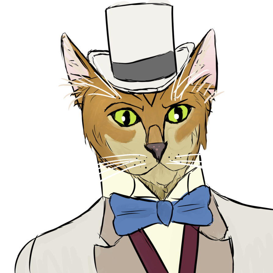 Cat in the hat tie clipart clipart download The cat returns, Baron Humbert von Gikkingen - 17 by ... clipart download