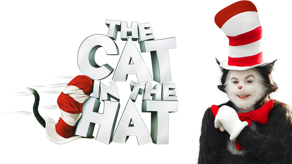 Clipart of cat in the hat jpg royalty free stock The Cat in the Hat | Movie fanart | fanart.tv jpg royalty free stock