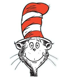 Cat in the hat clipart line drawing jpg transparent download Free Cat In The Hat Clip Art Cat In The Hat Decor smart - Clip Art ... jpg transparent download
