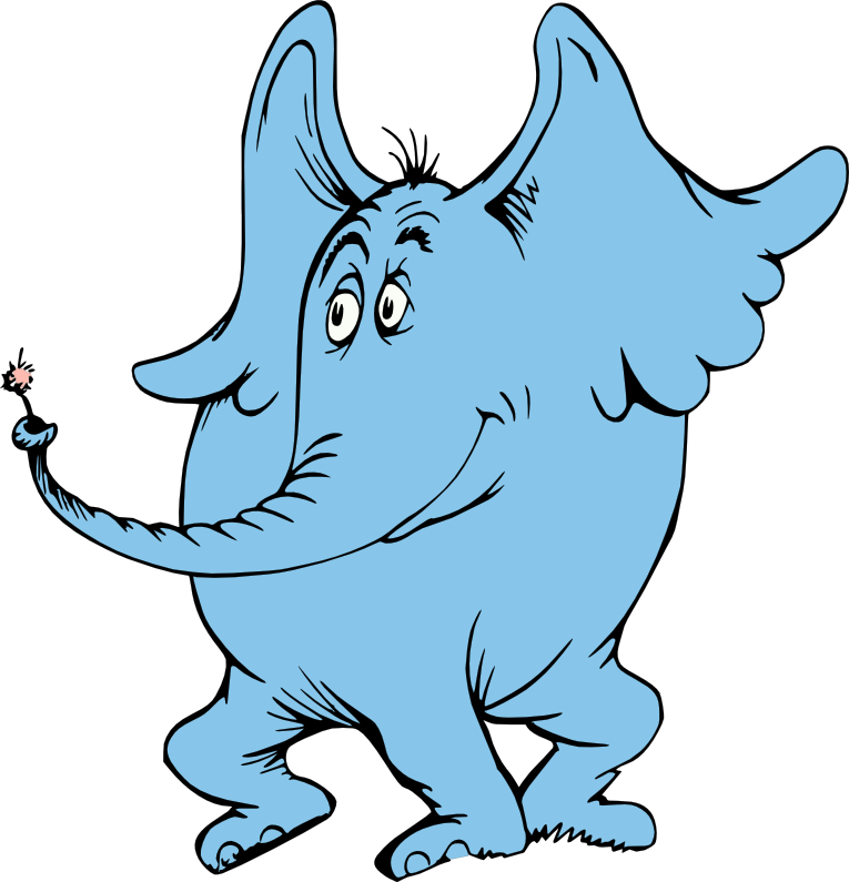 Seuss fish clipart clipart free Dr Seuss Horton Hears A Who Clipart at GetDrawings.com | Free for ... clipart free