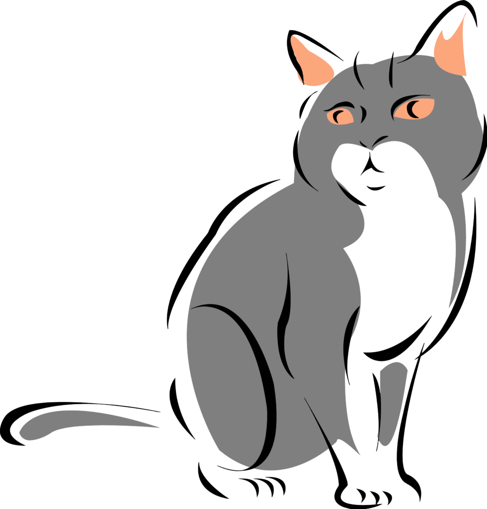 Cat mask clipart vector free download Wild Cat Gray Clipart Png | typegoodies.me vector free download