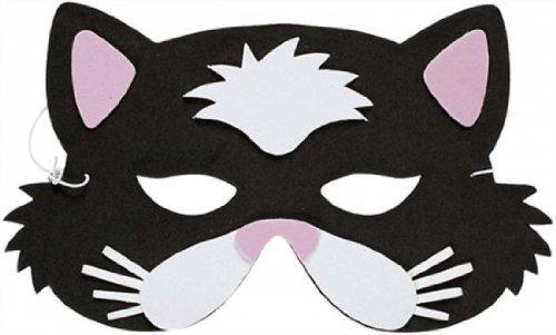 Cat mask clipart 2 » Clipart Portal vector transparent library