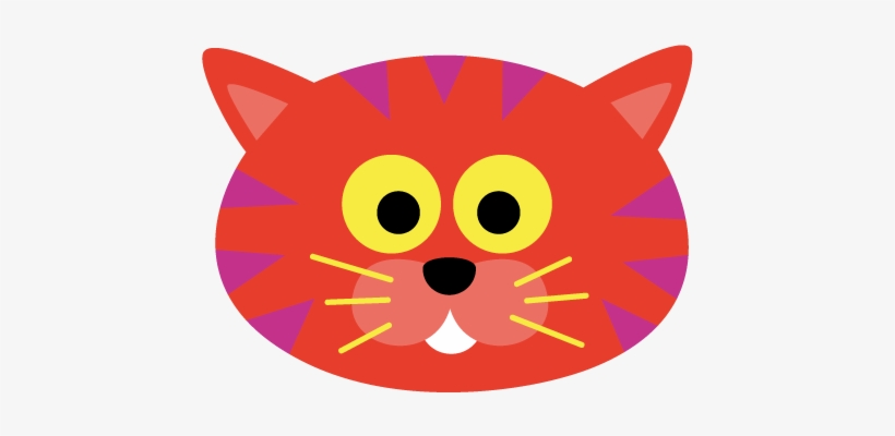 Whiskers Clipart Cat Mask - Cat Mask Cartoon PNG Image | Transparent ... picture library library