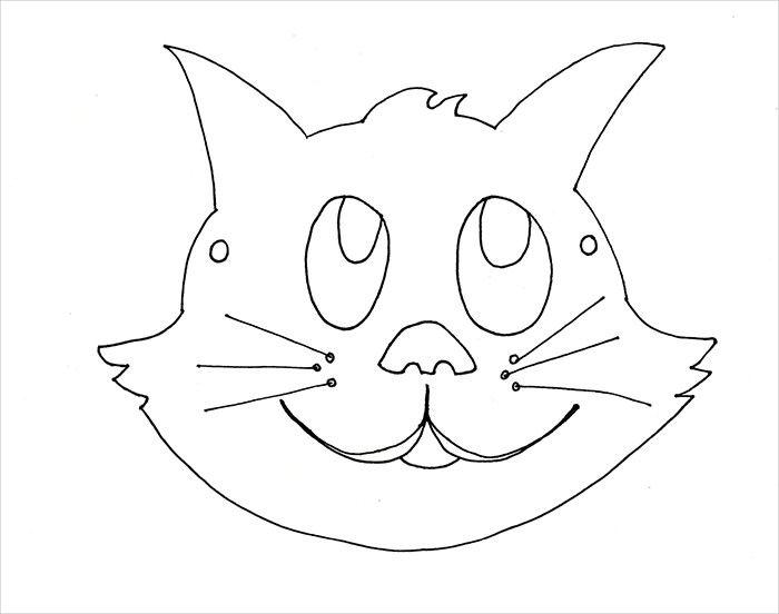 Резултат слика за masks cats clipart | secenje,bockanje,grafomoto ... clip art transparent download