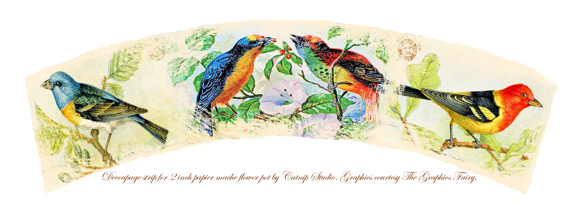 Cat nip clipart svg freeuse stock vintage bird on a line clipart - Google Search | Clip Art ... svg freeuse stock