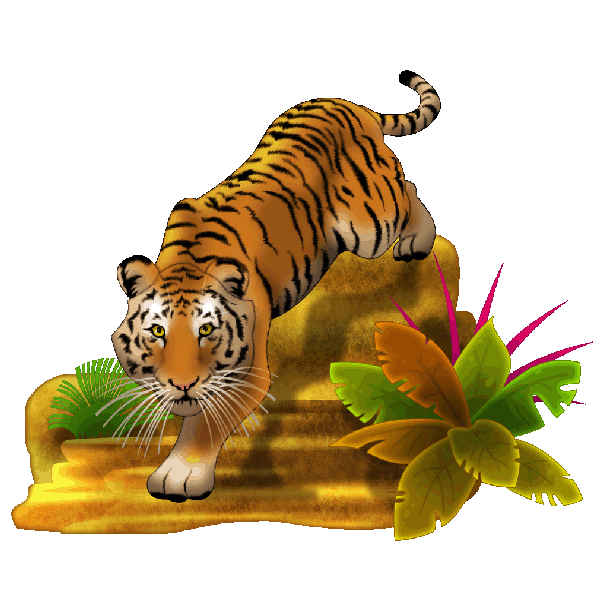 Cat on bed clipart clip free stock Tiger clipart cat cartoon images 2 - Cliparting.com clip free stock