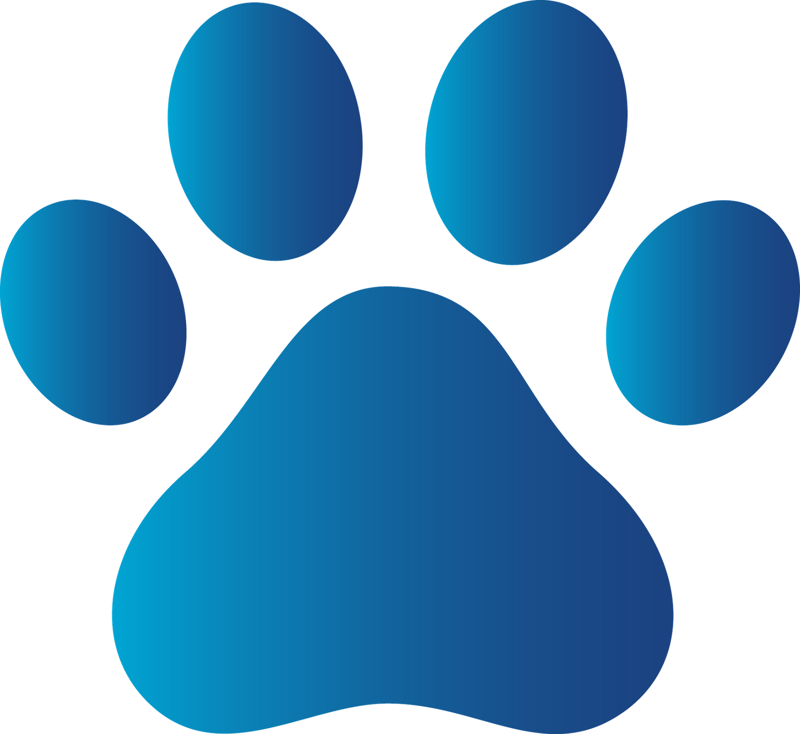 Dog print clipart clipart Dog Paw Group (67+) clipart
