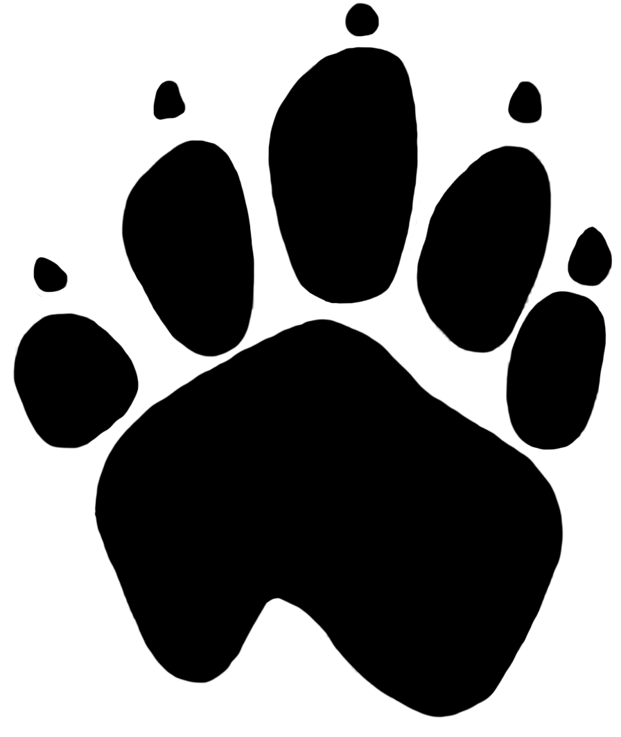 Dog paw clipart png svg transparent Kangaroo Paw Print transparent PNG - StickPNG svg transparent