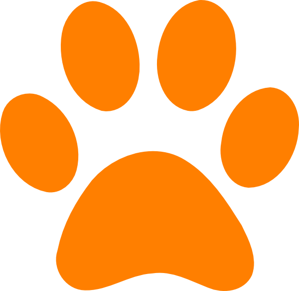 Free clipart of dog paw prints image freeuse stock Dog Paw Print Clip Art Free Download | Clipart Panda - Free Clipart ... image freeuse stock