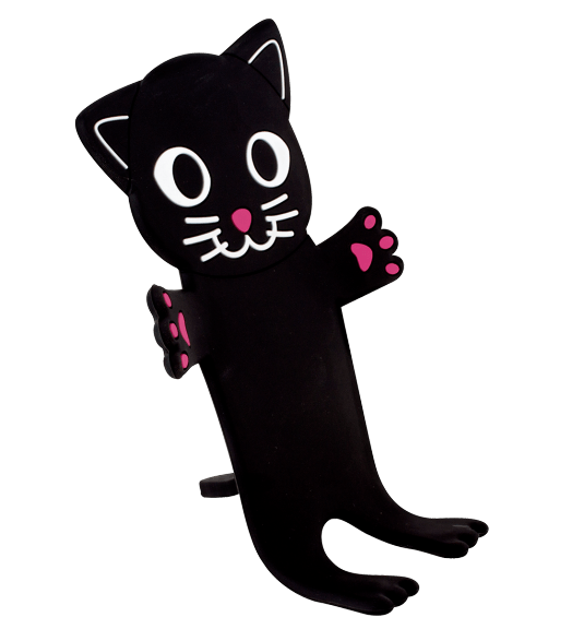 Cat phone clipart image royalty free Ani-stand - Telephone holder Cat - Pylones image royalty free