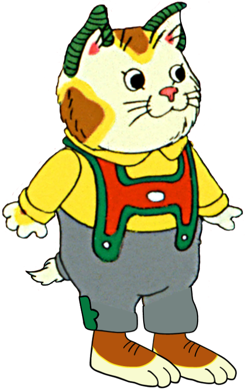 Cat playing with ball clipart picture transparent library Huckle Cat | The Real Qubo Channel Wiki | FANDOM powered by Wikia picture transparent library