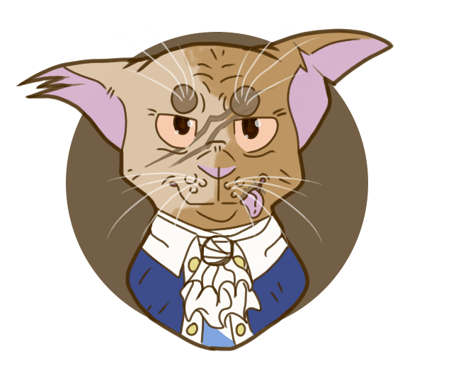 Cat purring clipart png freeuse stock Aaron Purr (@The_Hamilcats) | Twitter png freeuse stock