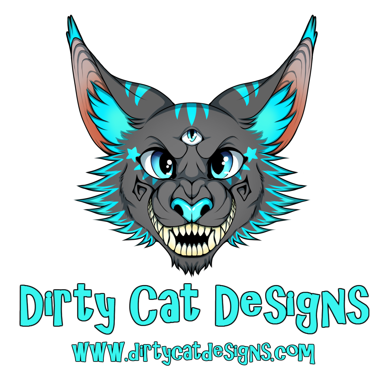 Dirty clipground designs . Domestic cat clipart