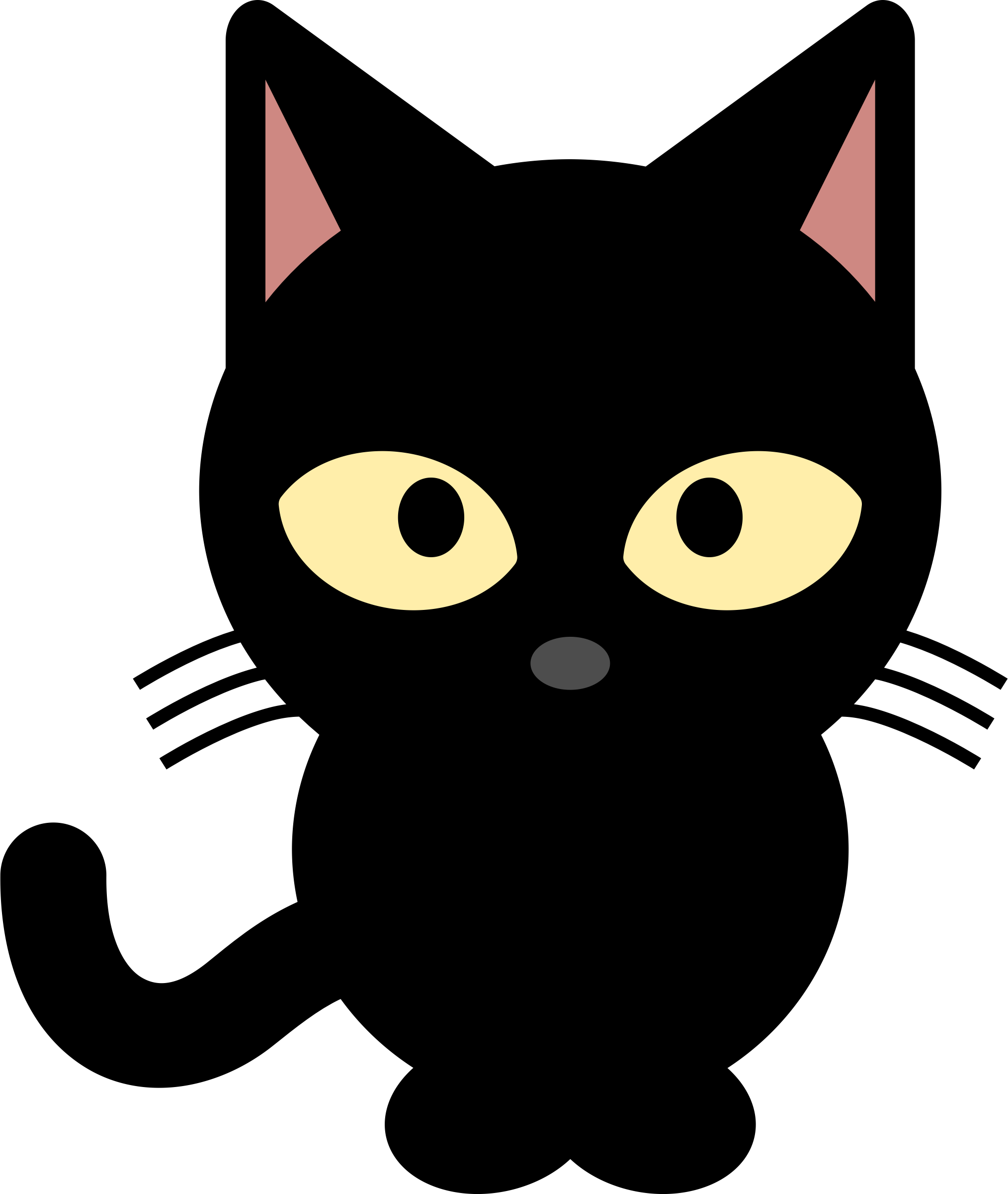 Clean cat clipart png Cat / Image ID: 460 | PNG Photo with Transparent Background png