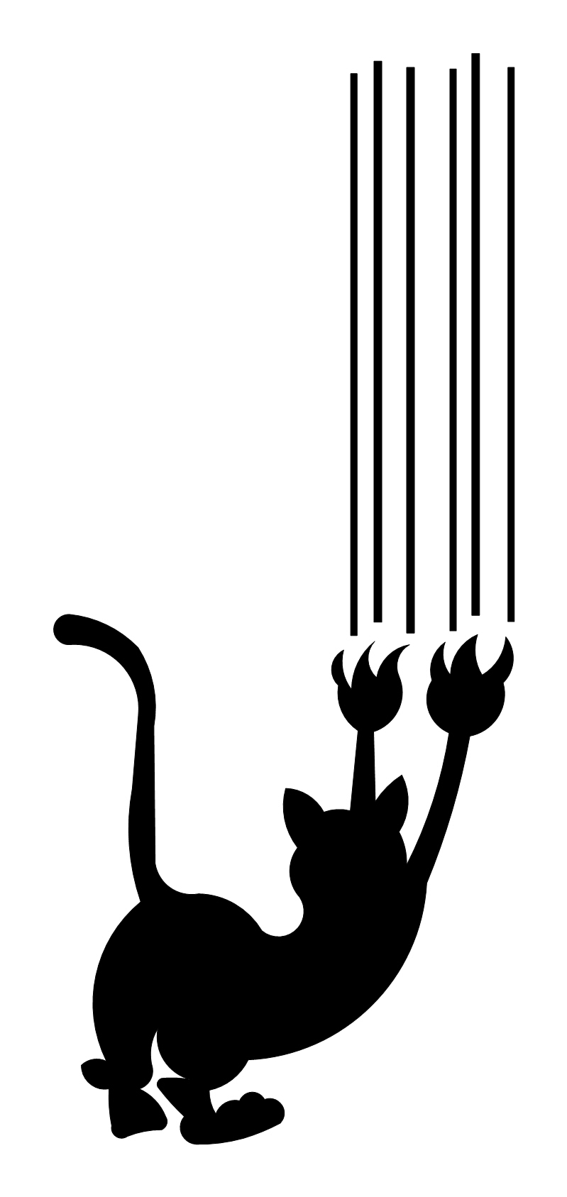 Clipart scratch clip art free stock Free Scratching Cat Cliparts, Download Free Clip Art, Free Clip Art ... clip art free stock