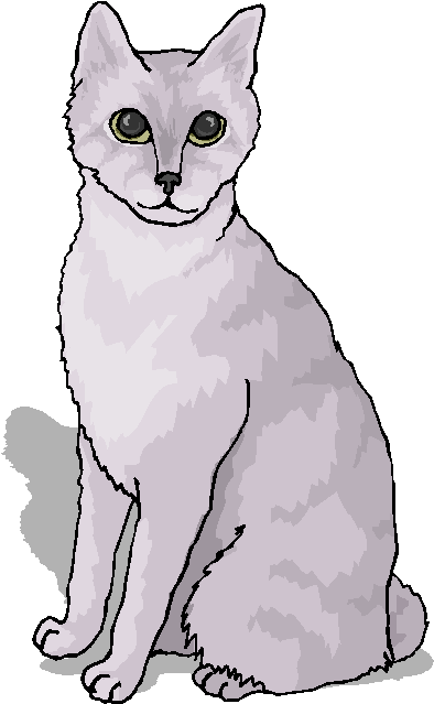 Free Cat-Sitting Cliparts, Download Free Clip Art, Free Clip Art on ... clipart black and white download