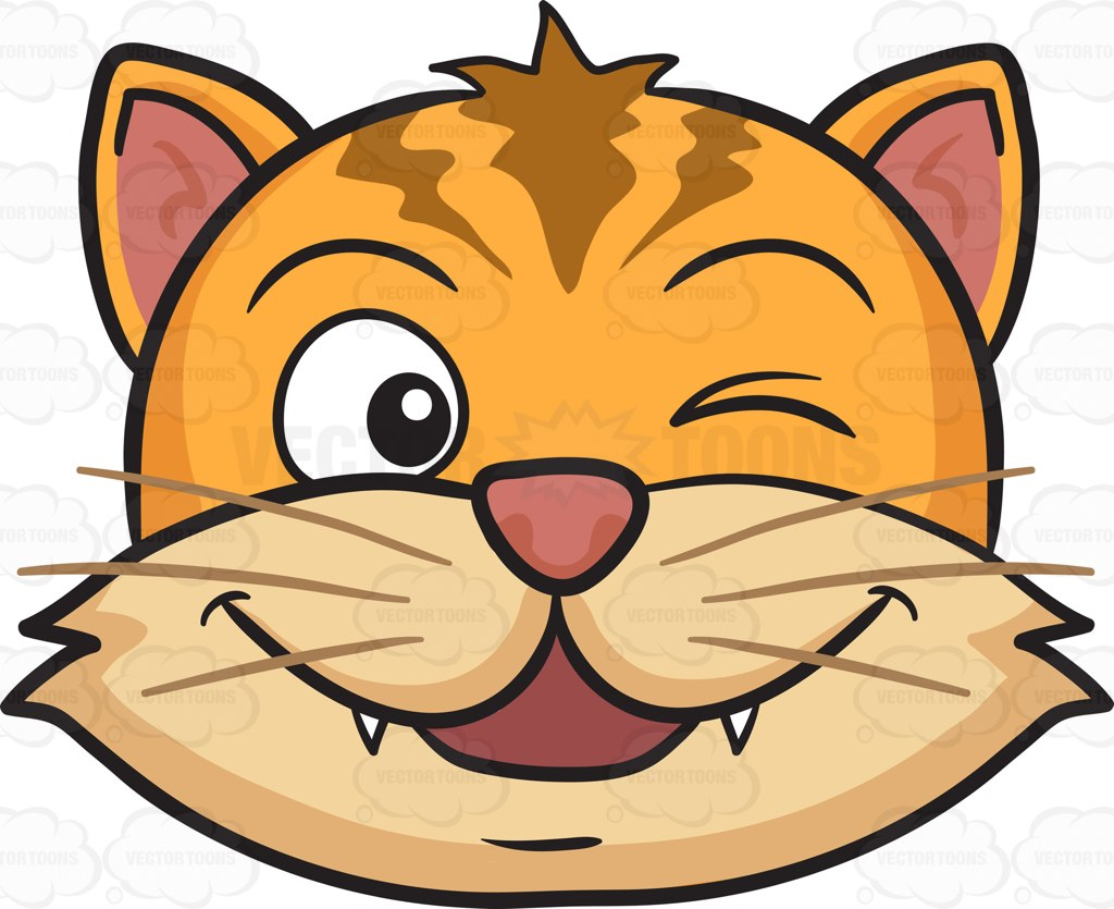 Cat smiley face clipart jpg freeuse download Cat Clipart Face | Free download best Cat Clipart Face on ClipArtMag.com jpg freeuse download