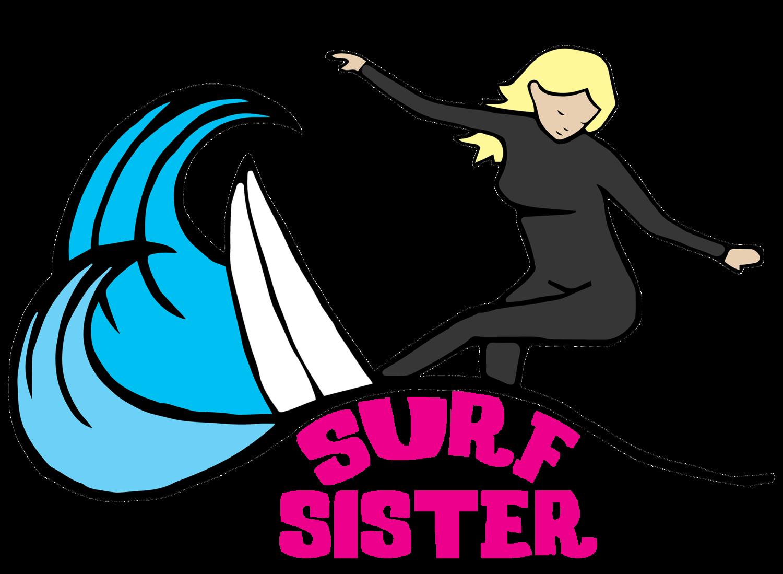Cat surfer clipart vector transparent Staff — Surf Sister vector transparent