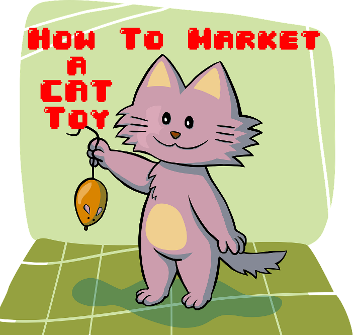 Cat toy clipart png clip art transparent download How To Market a $9 Cat Toy - Internet Marketing Gym clip art transparent download