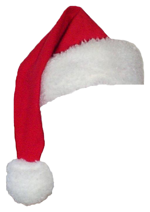 Cat with santa hat clipart png library stock Free Clipart Christmas Hat Pictures #19609 - Free Icons and PNG ... png library stock