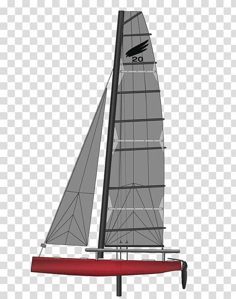 Catamaran Sailing ship Sailboat, Eagle Ocean Catamaran transparent ... jpg royalty free download