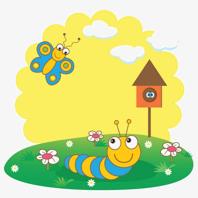 Catapillar of a butterfly clipart clip free library Caterpillar butterfly clipart 7 » Clipart Portal clip free library