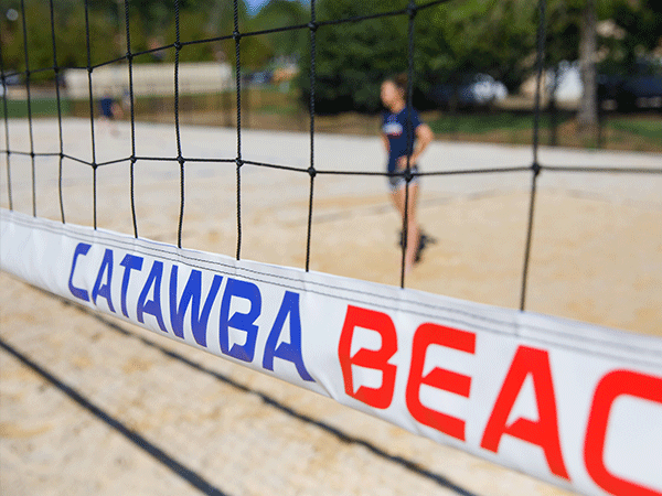Catawba college football clipart svg black and white download Now Recruiting for Beach Volleyball at Catawba College ... svg black and white download