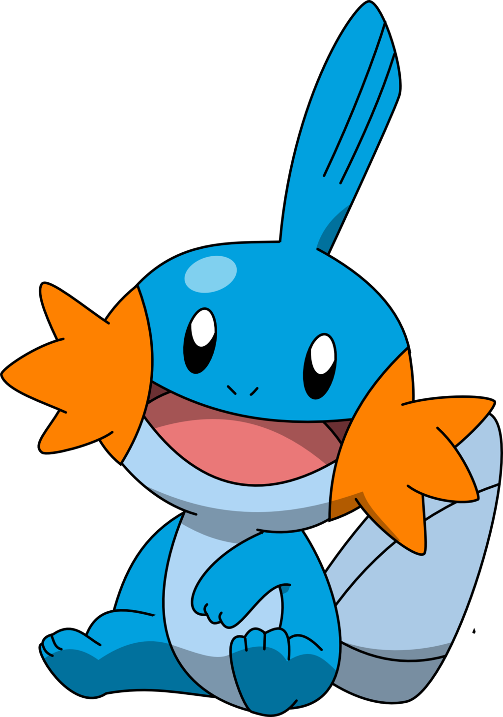 Scared swimming fast black and white fish clipart picture freeuse mudkip #pokemon #anime | Anime/Manga | Pinterest | Mudkip, Pokémon ... picture freeuse