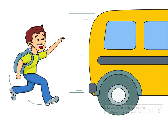 Catch the bus clipart picture free Search Results Search Results For School B #465725 - Clipartimage.com picture free