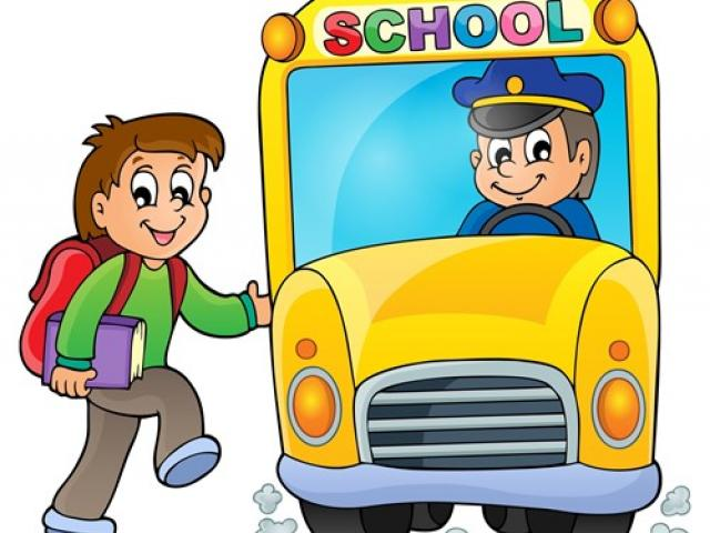 Catch the bus clipart image library School Bus Stock Illustration. Illustratio #465727 - Clipartimage.com image library