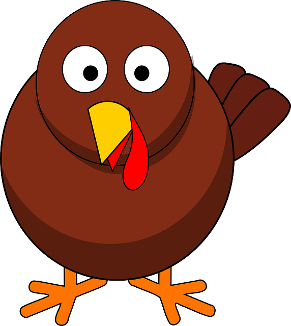 Turkey walk clipart graphic transparent library St. Albans City School Daily Announcements: Kindergarten -How to ... graphic transparent library
