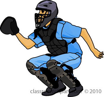 Free Baseball Catcher Cliparts, Download Free Clip Art, Free Clip ... image library stock